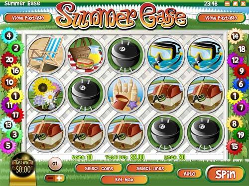 Summer Ease free slot