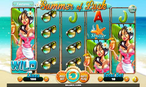 Summer of Luck free slot