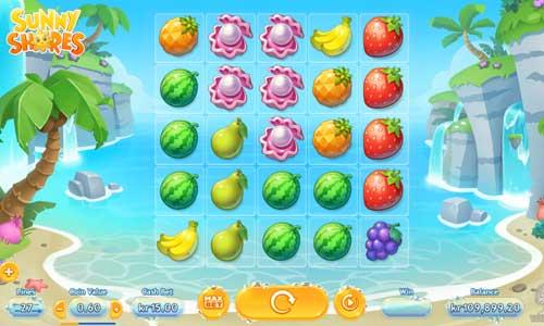 Sunny Shores free slot