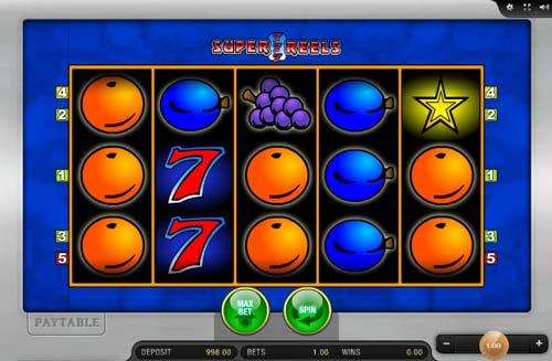 Super 7 Reels Slot Machine Online ᐈ Merkur™ Casino Slots