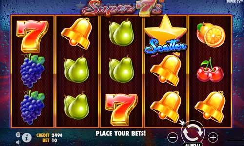 Super 7s free slot