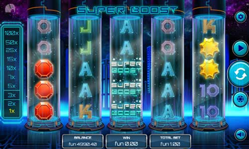 Super Boost free slot