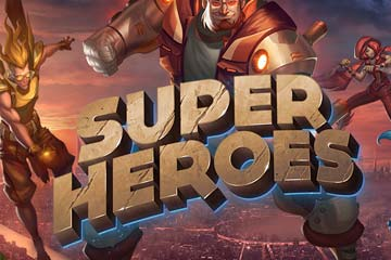 Super Heroes casino slot