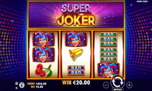Super Joker free slot