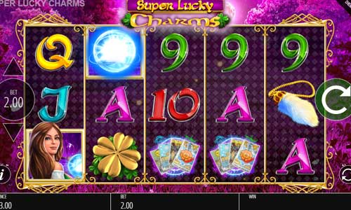Super Lucky Charms free slot