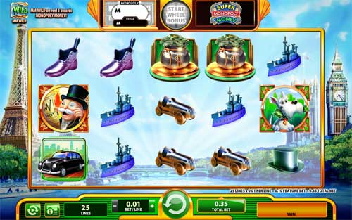 Super Monopoly Money free slot