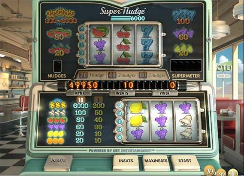 Super Nudge 6000 free slot