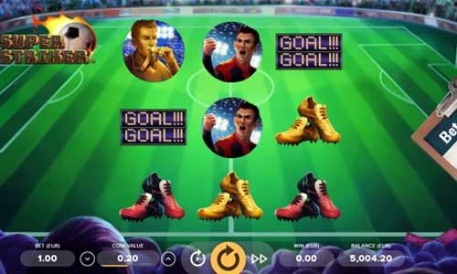 Super Striker free slot