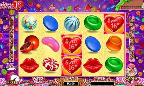Sweet 16 free slot