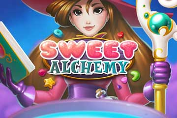 Sweet Alchemy casino slot