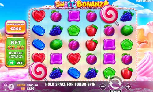 Sweet Bonanza casino slot