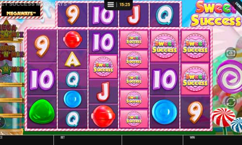 Sweet Success Megaways free slot