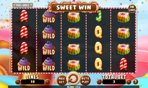 Sweet Win free slot