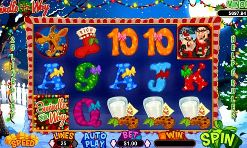 Swindle All the Wayjackpot slot