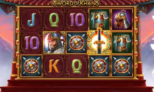 Sword of Khans free slot