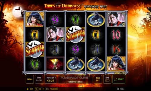 Tales of Darkness Midnight Heat free slot