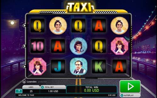 Taxi free slot