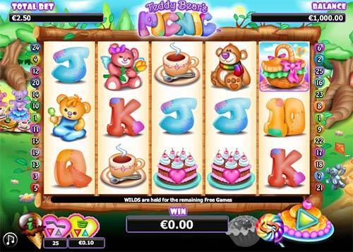 Teddy Bears Picnic free slot