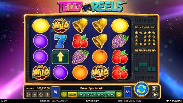Telly Reels free slot