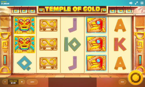 Temple of Gold free slot