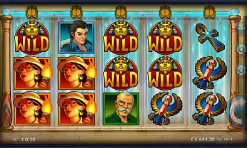 Temple of Tut free slot