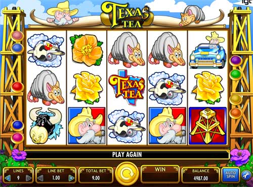 Texas Tea casino slot