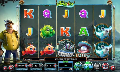 The Angler free slot