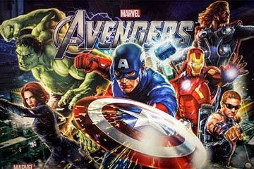 The Avengers slot Playtech