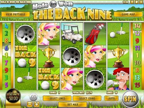 The Back Nine free slot
