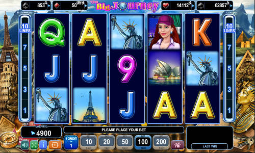 The Big Journey free slot