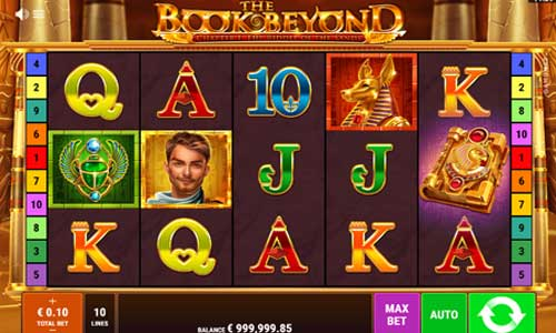 The Book Beyond new slot