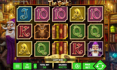 The Book free slot