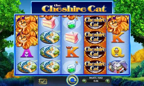 The Cheshire Cat free slot