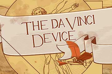 The Da Vinci Device casino slot