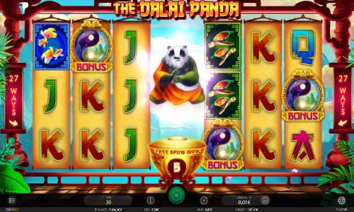 The Dalai Panda free slot