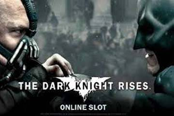 The Dark Knight Rises slot Microgaming