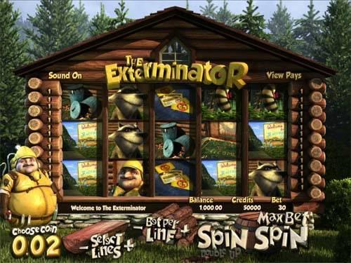 The Exterminator free slot