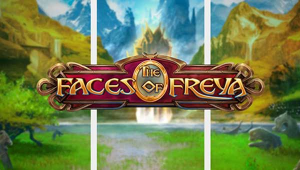 The Faces of Freya free slot