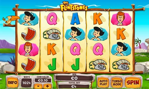 The Flintstones free slot