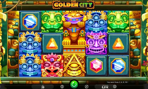 The Golden City free slot