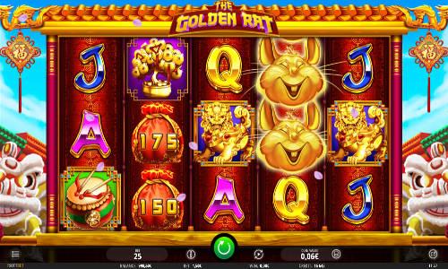The Golden Rat free slot