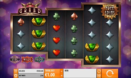 The Grand free slot