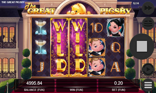 The Great Pigsby free slot