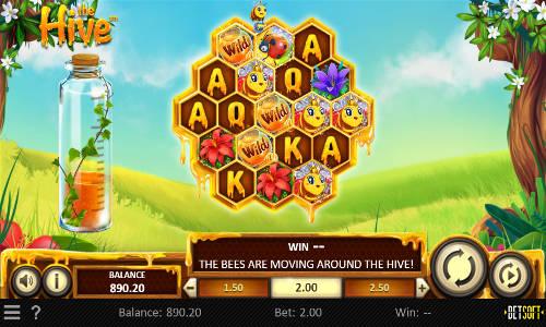 The Hive free slot