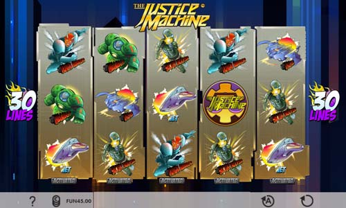 The Justice Machine free slot