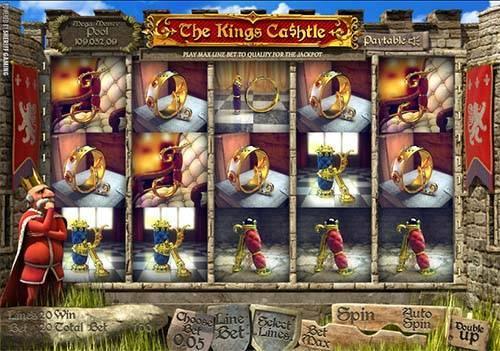 The Kings Ca$htle free slot