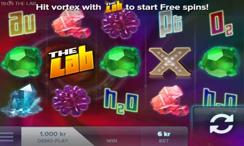 The Lab free slot