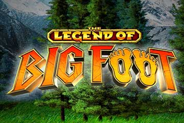 The Legend of Big Foot free slot