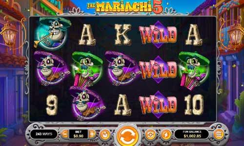 The Mariachi 5 casino slot