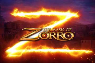 The Mask of Zorro slot Playtech
